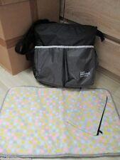 Sac à langer Mitosyl + tapis de change + trousse de toilette
