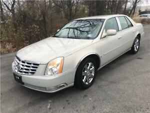 2007 Cadillac DTS Luxury