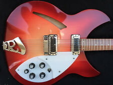 Rickenbacker 330/12 Fireglo BARELY USED EXCELLENT CONDITION