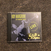 ROY HARGROVE - Of Kindred Souls (The Roy Hargrove Quintet Live), CD