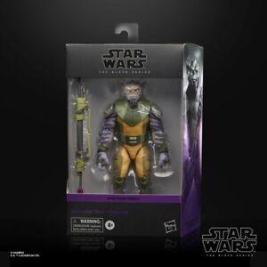 Star Wars 6 inch Black Series Zeb Orrelios (Rebels) New UK & MISB Hasbro