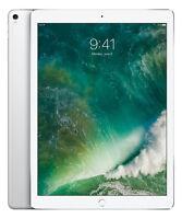 Apple iPad Pro 2nd Gen. 64GB, Wi-Fi + 4G (Unlocked) 12.9 in SILVER. PREOWNED