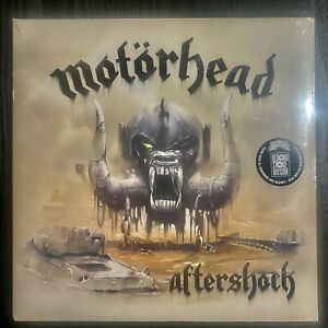 motorhead aftershock Record Store Day Limited