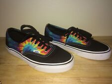Vans Off The Wall Tie Dye Classic Skate Or Casual Unisex