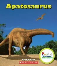 Apatosaurus (Rookie Read-About Dinosaurs)-ExLibrary
