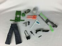 """Military Action Figure Lot Weapons Accessories For 12"""" Fig G I Joe Action Man"""