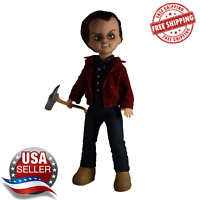 "Mezco Living Dead Dolls The Shining Jack Torrance 10"" Doll In Stock FreeShipping"