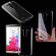 New Transparent Crystal Clear Hard Back Cover Case Skin For LG G3 D850 D855