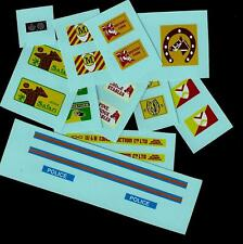 BRITAINS TOYS TRANSFERS/DECALS - LAND ROVER