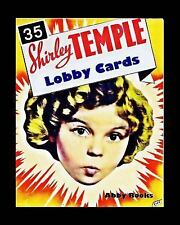 35 Shirley Temple Lobby Cards by Abby Books (2017, Paperback)