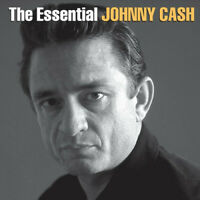 Johnny Cash - The Essential Johnny Cash [New Vinyl LP]