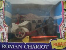 HERALD BOXED ROMAN CHARIOT