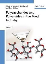 Polysaccharides and Polyamides in the Food Industry (2005, Hardcover)