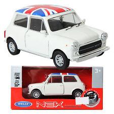 Welly NEX Models 1 34 1963 VOLKSWAGEN T1 Bus Orange Die-cast Metla Toy