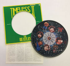 THE BEATLES TIMELESS II PICTURE DISC JAPAN IMPORT UPS 352 V VINYL 9.0 SLEEVE 9.0