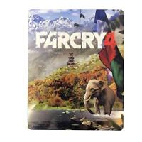 Far Cry 4 Limited Edition Steelbook Collector Case New - Fast Ship! UBC-8100056