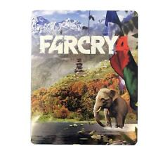 BRAND NEW Far Cry 4 Limited Edition Steelbook Collector Case - (UBC-8100056)