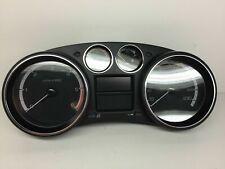 Peugeot 308 2011 1.6 HDI KM/H Tacho Instrument Cluster Speedometer 9666649080