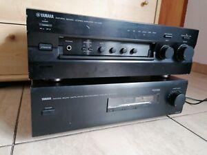 YAMAHA x2 Stereo Amplifier /Processor Amplifire DSP-E1000