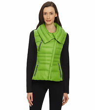 NWT P&Y by Preston & York Envelope-Collar Jacket apple green SizeM