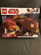 New Lego Star Wars Sandcrawler (75220) With 1,239 Pieces!