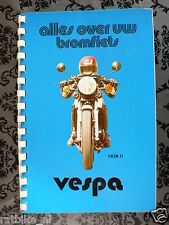 VESPA CIAO EN BOXER TECHNICAL INFO AND PART PICTURES BROMFIETS MOPED MOFA