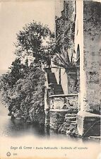 BR36896 Lago di Como Pinta Balbianello Scolianta all approdo     Italy