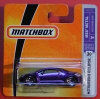 MATCHBOX 2008    MITSUBISHI ECLIPSE   M7370  NEU&OVP
