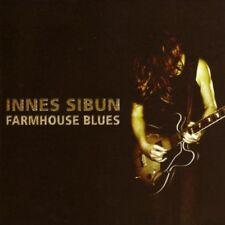 Sibun, Innes - Farmhouse Blues CD NEU OVP