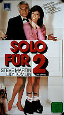 All of Me Solo für 2 German video movie poster Steve Martin, Lily Tomlin Tennant