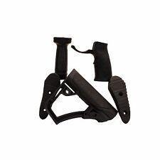 Daniel Defense Buttstock, Pistol Grip, Vert Grip Kit, Black - 28-102-06145-006