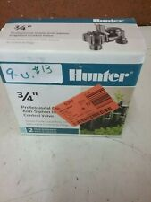 Hunter Industries 1 in. PGV Electric Backflow Prevention Anti-Siphon Female Thre