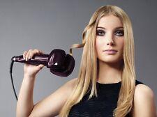 Conair Curling Iron Wand Hot Tools Tourmaline Infiniti Pro Curl Secret Purple