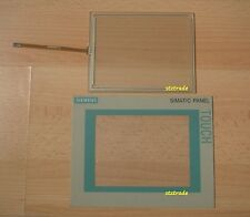 New SIEMENS TP177A 6AV6642-0AA11-0AX1 touch screen /glass & protective film/mask