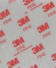 3M SCOTCH 02604 Softback Sanding Sponge Finishing Abrasive Fine P400