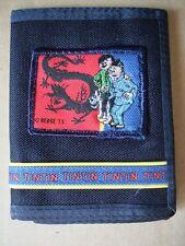 Portefeuille Tintin Lotus Bleu : Tintin & Tchang (Neuf)