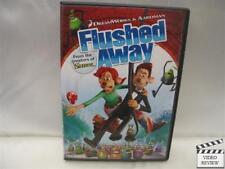Flushed Away * DVD * FS * Hugh Jackman, Kate Winslet