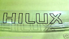 Toyota Hilux Bonnet Protector Clear 2/2005-9/2011 SR SR5 Workmate Genuine New