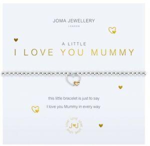 Joma Jewellery Bracelet- I Love You Mummy
