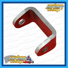 GO KART 8MM KING PIN C SECTION CHASSIS BUILDER'S STUB AXLE WELD ON FIXTURE