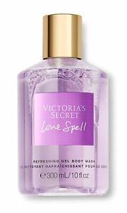 Victoria's Secret New! LOVE SPELL Refreshing Gel Body Wash 300ml