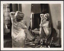 NANCY CARROLL at mirror Follies Gold Digger in 1930 LAUGHTER Vint Orig Photo