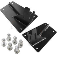 Elitewill 52 Inch Curved LED Light Bar Upper Windshield Mounting Brackets Fit 04-14 Ford F150