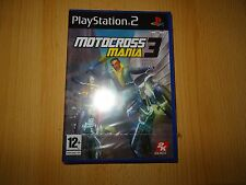 Motocross Mania 3 for PS2 Sony PlayStation 2 PAL NEW SEALED