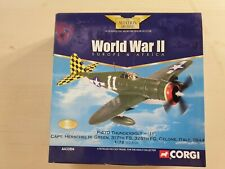 More details for corgi aviation wwii p-47d thunderbolt aa33804 limited edition