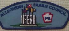 Allegheny Trails Council OA is 57 Kiasutha Pittsburgh, Pennsylvania t3 BSA