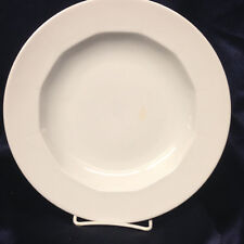 MITTERTEICH ALL WHITE SOUP BOWL MIT43 PANELED EMBOSSED BAVARIA GERMANY