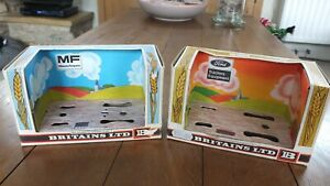 BRITAINS FARM TOYS  9524 and 9522 Boxes Only