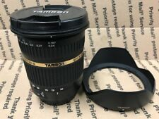 Tamron SP B001 10-24mm f/3.5-4.5 LD Di-II Aspherical IF AF Lens For Canon