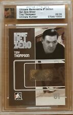 07/08 ITG ULTIMATE - TINY THOMPSON - #06/24 - PAD - NET ZERO - IN THE GAME